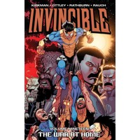 INVINCIBLE TP VOL 19 THE WAR AT HOME - Robert Kirkman