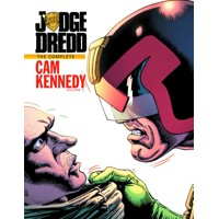 JUDGE DREDD CAM KENNEDY COLLECTION HC VOL 01 - John Wagner