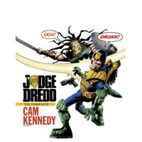 JUDGE DREDD CAM KENNEDY COLLECTION HC VOL 02 - John Wagner
