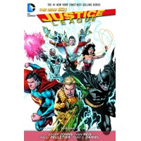 JUSTICE LEAGUE HC VOL 03 THRONE OF ATLANTIS (N52) - Geoff Johns, Jeff Lemire