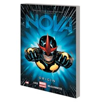 NOVA TP VOL 01 ORIGIN NOW - Jeph Loeb