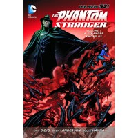 PHANTOM STRANGER TP VOL 01 A STRANGER AMONG US (N52) - Dan DiDio, J. M. DeMatt...