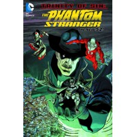 PHANTOM STRANGER TP VOL 02 BREACH OF FAITH (N52) - J. M. DeMatteis, Dan DiDio
