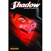 SHADOW TP VOL 01 FIRE OF CREATION (MR) - Garth Ennis