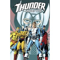 THUNDER AGENTS ONGOING TP VOL 01 - Phil Hester