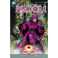 TRINITY OF SIN PANDORA TP VOL 01 THE CURSE (N52) - Ray Fawkes, Geoff Johns