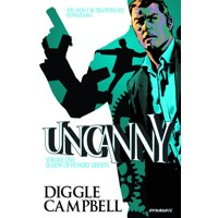 UNCANNY TP VOL 01 SEASON OF HUNGRY GHOSTS - Andy Diggle