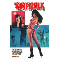 VAMPIRELLA THE ESSENTIAL WARREN YEARS TP (MR) - Archie Goodwin & Various
