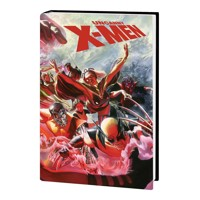 X-MEN ADAMANTIUM COLLECTION HC - Various