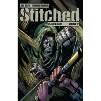 STITCHED TP VOL 02 (MR) - Mike Wolfer