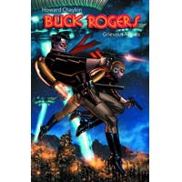 BUCK ROGERS IN 25TH CENTURY TP VOL 01 GRIEVOUS ANGELS - Howard Chaykin