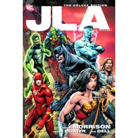 JLA TP VOL 02 - Grant Morrison, Christopher Priest