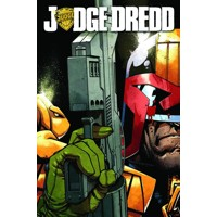JUDGE DREDD TP VOL 01 - Duane Swierczynski