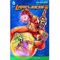 LARFLEEZE TP VOL 01 REVOLT OF THE ORANGE LANTERNS (N52) - Keith Giffen, J. M. ...