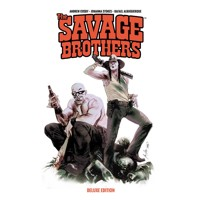 SAVAGE BROTHERS DELUXE ED TP - Andrew Cosby, Johanna Stokes