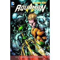 AQUAMAN TP VOL 01 THE TRENCH (N52) - Geoff Johns