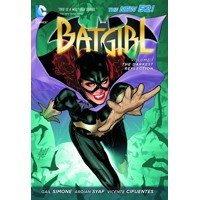 BATGIRL TP VOL 01 THE DARKEST REFLECTION (N52) - Gail Simone
