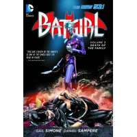 BATGIRL TP VOL 03 DEATH OF THE FAMILY (N52) - Gail Simone & Various