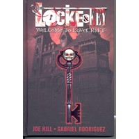 LOCKE & KEY HC VOL 01 WELCOME TO LOVECRAFT - Joe Hill