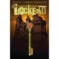 LOCKE & KEY HC VOL 02 HEAD GAMES - Joe Hill