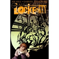 LOCKE & KEY HC VOL 03 CROWN OF SHADOWS - Joe Hill