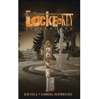 LOCKE & KEY HC VOL 05 CLOCKWORKS - Joe Hill