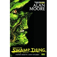 SAGA OF THE SWAMP THING TP BOOK 01 (MR) - Alan Moore