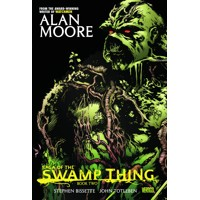 SAGA OF THE SWAMP THING TP BOOK 02 (MR) - Alan Moore, Len Wein