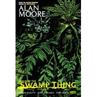 SAGA OF THE SWAMP THING TP BOOK 04 (MR) - Alan Moore