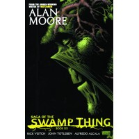SAGA OF THE SWAMP THING TP BOOK 06 (MR) - Alan Moore & Various