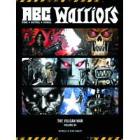 ABC WARRIORS VOLGAN WAR GN VOL 04 (MR) - Pat Mills