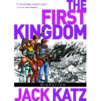 FIRST KINGDOM HC VOL 04 (OF 6) (MR) - Jack Katz