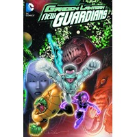 GREEN LANTERN NEW GUARDIANS TP VOL 03 LOVE & DEATH (N52) - Antony Bedard, Geof...