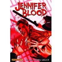 JENNIFER BLOOD TP (MR) - Michael Carroll
