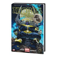 THANOS RISING HC - Jason Aaron