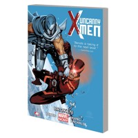 UNCANNY X-MEN TP VOL 02 BROKEN - Brian Michael Bendis