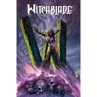 WITCHBLADE BORN AGAIN TP VOL 01 - Ron Marz