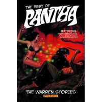 BEST OF PANTHA THE WARREN STORIES HC (MR) - Steve Skeates & Various