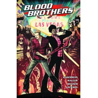 BLOOD BROTHERS TP - Mike Gagerman, Andrew Waller