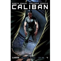 CALIBAN #3 (MR) - Garth Ennis