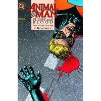 ANIMAL MAN TP VOL 06 FLESH AND BLOOD (MR) - Jamie Delano