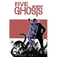 FIVE GHOSTS TP VOL 02 LOST COASTLINES - Frank J. Barbiere