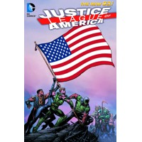 JUSTICE LEAGUE OF AMERICA TP VOL 01 DANGEROUS (N52) - Geoff Johns & Various