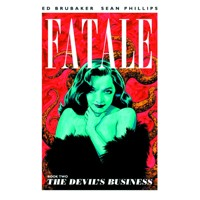 FATALE TP VOL 02 DEVILS BUSINESS (MR) - Ed Brubaker
