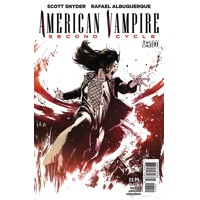 AMERICAN VAMPIRE SECOND CYCLE #4 (MR) - Scott Snyder
