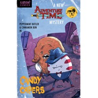ADVENTURE TIME CANDY CAPERS TP VOL 01 - Yuko Ota, Ananth Panagariya
