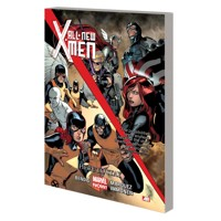 ALL NEW X-MEN TP VOL 02 HERE TO STAY - Brian Michael Bendis
