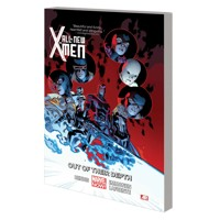 ALL NEW X-MEN TP VOL 03 OUT OF THEIR DEPTH - Brian Michael Bendis