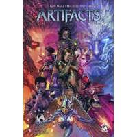 ARTIFACTS TP VOL 01 - Ron Marz
