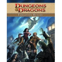 DUNGEONS & DRAGONS FORGOTTEN REALMS TP - Ed Greenwood